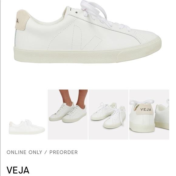 Veja Shoes | Esplar Leather Sneaker In
